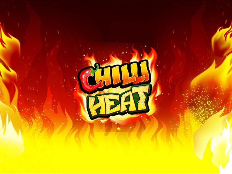 Chilli Heat Slot Banner