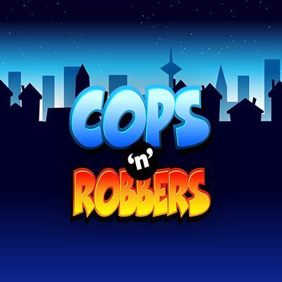 Cops N Robbers Slot Banner